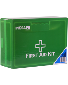 IN2SAFE 1-5 Person First Aid Kit - Plastic Box