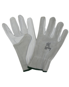 Rigger Glove Hide Palm - Split Back Glove