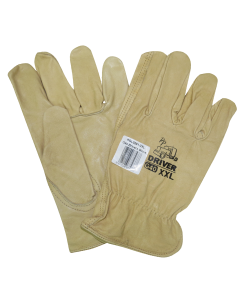 G40 Premium Leather Drivers Glove