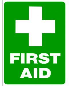 VM7506 - First Aid Sign